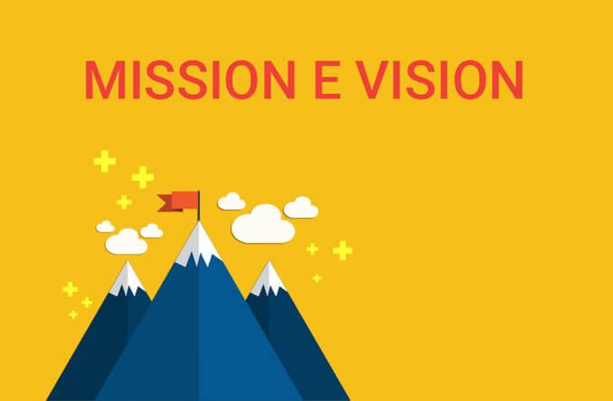 La mission e la vision di Simone Longato