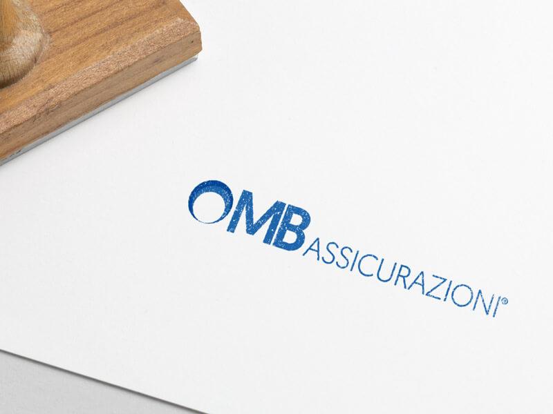 Restyling logo timbro macro