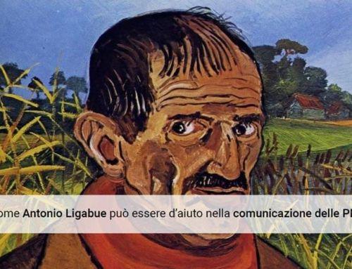 Come Antonio Ligabue può essere d'aiuto nella comunicazione per le PMI