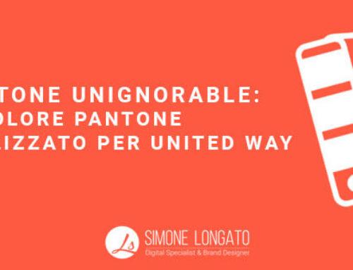 PANTONE Unignorable: il colore Pantone realizzato per United Way