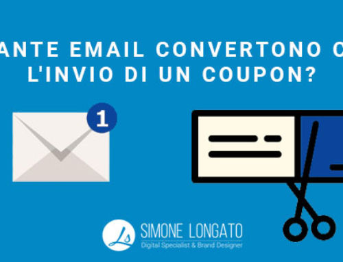 Quante email convertono con l'invio di un coupon? [Statistica]