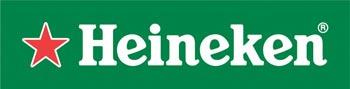 Logo rosso e verde Heineken