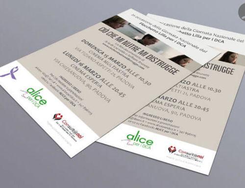 Flyer per eventi