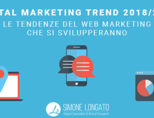 Digital Marketing trend 2018/2019