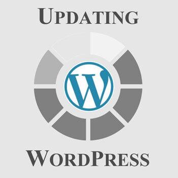 aggiornamento WordPress obbligatorio e consigliato