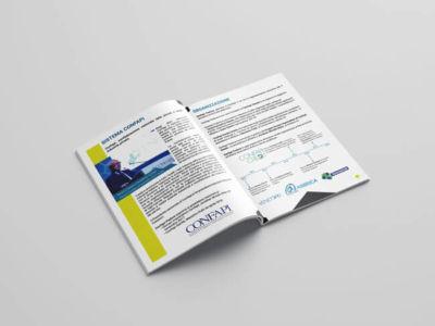 comunicazione istituzionale brochure