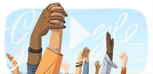 2021 google doodle festa internazionale della donna