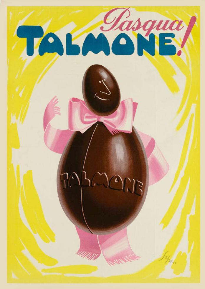 Cartolina Sepo (Severino Pozzati), Talmone 1952