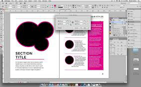 Adobe Indesign programma