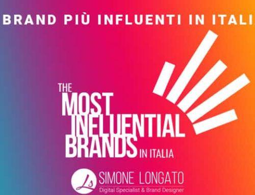 I brand del mondo più influenti in Italia