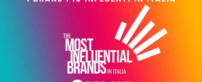 brand più influenti in Italia