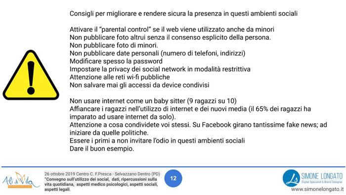 consigli rendere sicuro il web e i social network ai più piccoli