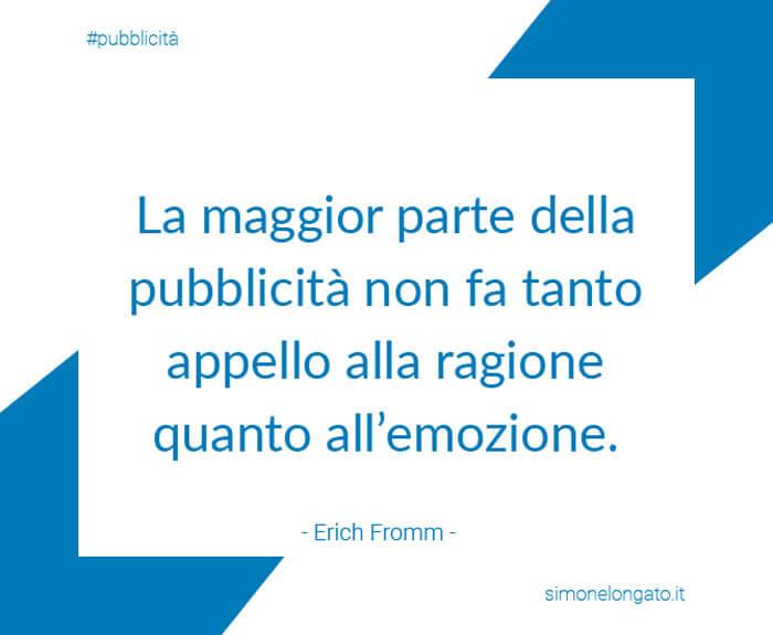 Erich Fromm citazione aforisma