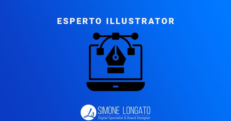 esperto Adobe Illustrator