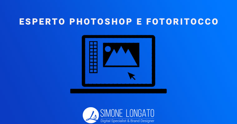 esperto Photoshop fotoritocco