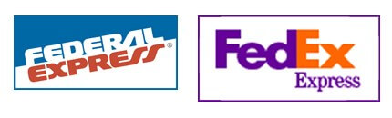 FedEx logo Federal Express