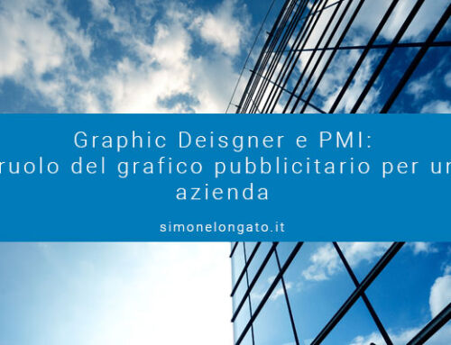 Graphic Designer e PMI