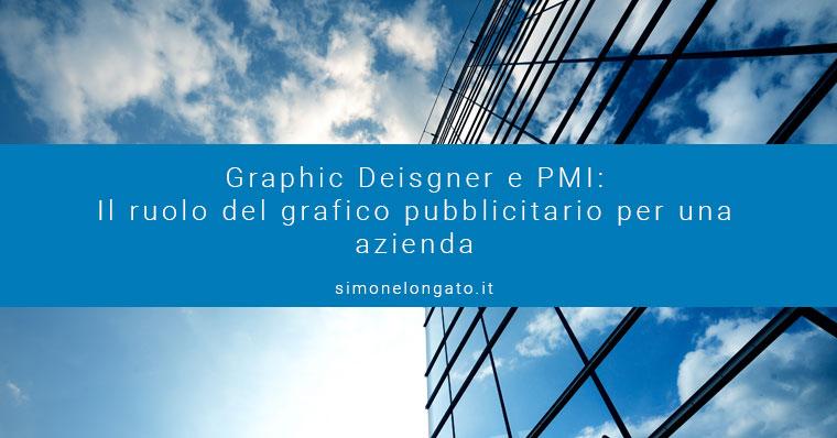 graphic designer e PMI: azienda e grafico pubblicitario perché è importante