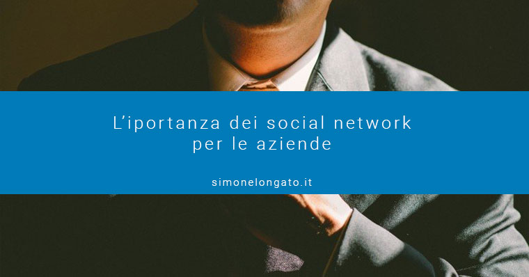 importanza social network per le aziende