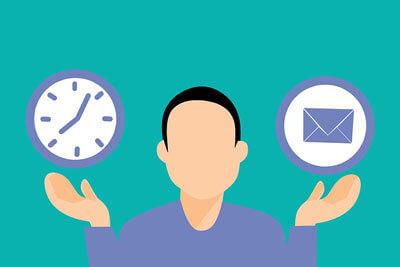Quanto tempo dedicare alla risposta di una email