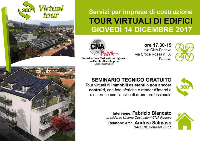 tour virtuale edifici servizi imprese costruzione locandina