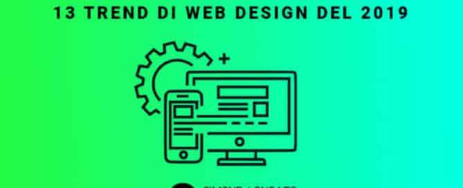 trend web design 2019
